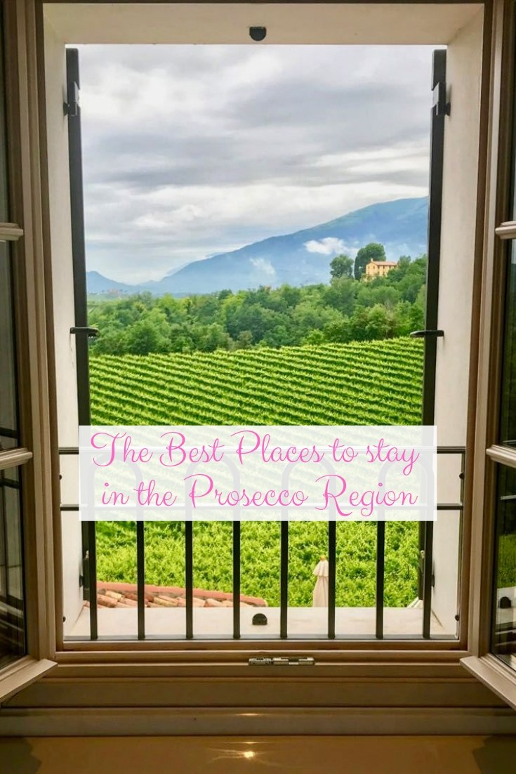 From local bed & breakfasts to brand hotels to family hotels, there is an abundance of places to stay in Italy's Prosecco region. Here's the best places in Prosecco.