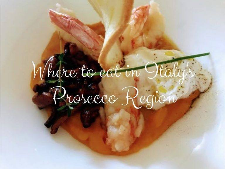 Where to Eat in the Prosecco region of Italy