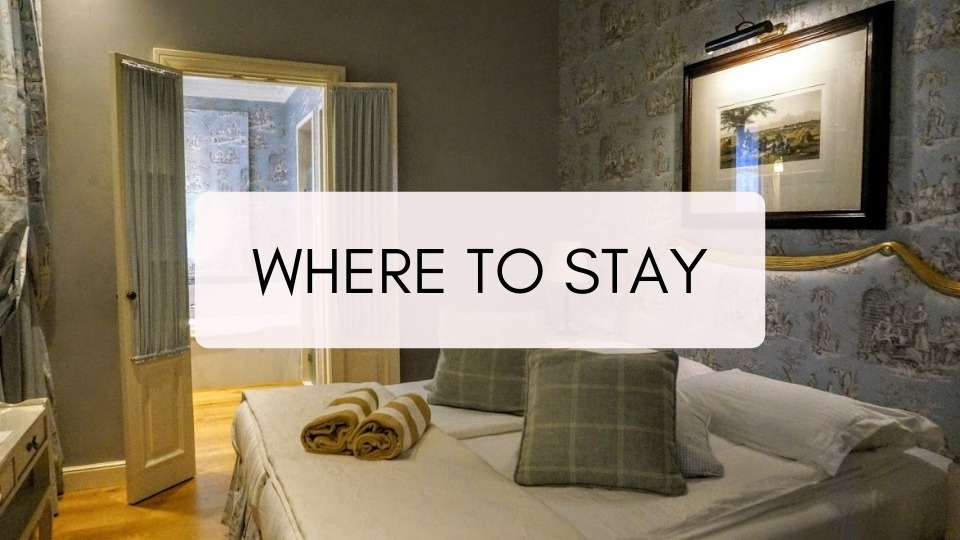 hotel room in prosecco